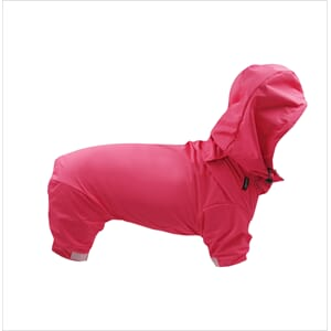 Rain Strider Regndress Rosa